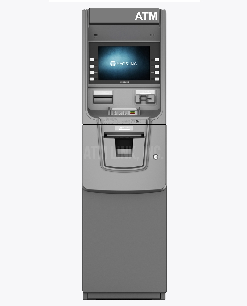Worldpay Card Machine >> Nautilus Hyosung MX 5200 Series ATM Machine - ATM Link, Inc.